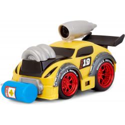 Auto Wreck Royale Surtido Tooned Amarillo