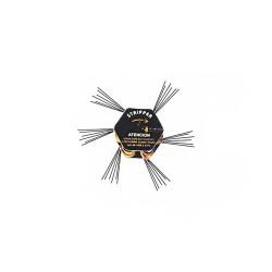 Cepillo rascador para taladro stripper reforzado El Abuelo - 3035