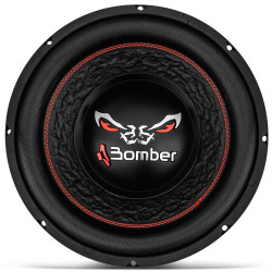 Subwoofer Bomber Bicho Papao 12 800