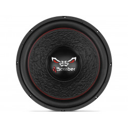 Subwoofer Bomber Bicho Papao 15 800