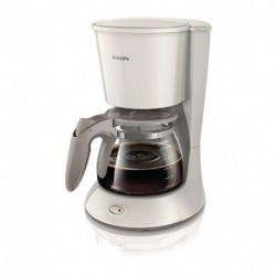 Cafetera Blanca Philips 1,2 litros (HD7447/00)