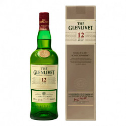 Whisky The Glenlivet 12 years 700 ml (51060)