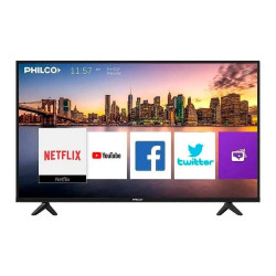 "SMART TV 32"" PHILCO PLD32HS9A1 HD LED NETFLIX YOUTUBE"