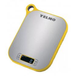 BALANZA DIGITAL YELMO PANTALLA LCD ORIFICIO PARA COLGAR BL-7001