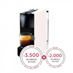Cafetera Nespresso Essenza Mini White