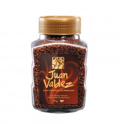 Cafe Juan Valdez Instantaneo Soluble 2 x 95g Importado Colombia