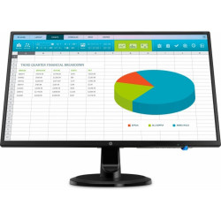 Monitor 24 Led HP N246V Negro