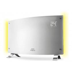 Vitroconvector Calefactor Digital Peabody Con Luz Led 2000w
