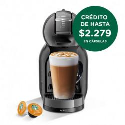 Cafetera Dolce Gusto Mini Me Negra (PV12085)