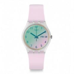 Reloj dama Ultrarose Swatch (SWGE714)