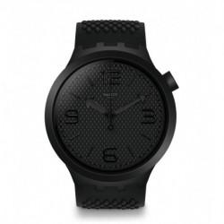 Reloj caballero BBBlack Swatch (SWSO27B100)