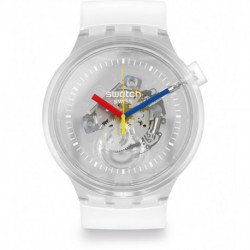 Reloj dama Big Bold Jelly Fish Swatch (SWSO27E100)