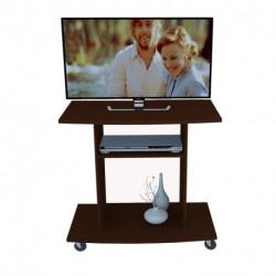 Mesa TV 131 chocolate impreso (80838)