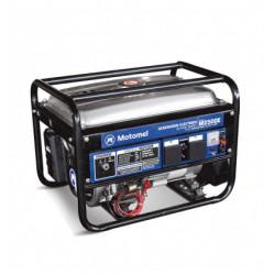 Generador monocilíndrico Motomel M2500E 4T Máx 2200W 220A/E