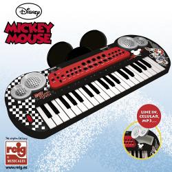 Órgano Electrónico 32 Teclas Mickey Mouse Disney REIG (5365)