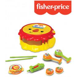 Set Instrumentos Musical Leon Infantil Fisher Price (2178)