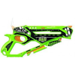 Pistola Talos Con Bandas Elasticas Rbs