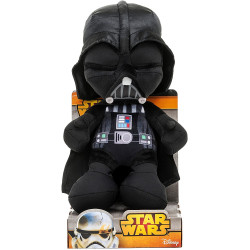 Peluche Star Wars Darth Vader 25 cm Original Hasbro (6850)