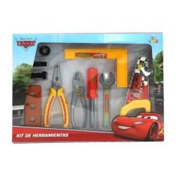 Kit de Herramientas Cars Disney Pixar Ax Toys