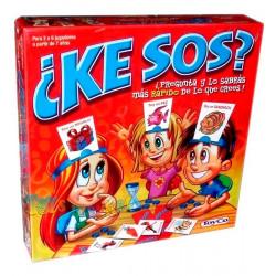 Juego de Mesa ¿Ke sos? Original Toy Co