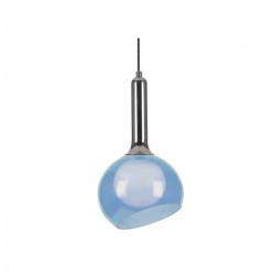 Lampara Colgante Mikro Azul 5w Led Leuk