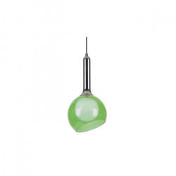 Lampara Colgante Mikro Verde 5w Led Leuk