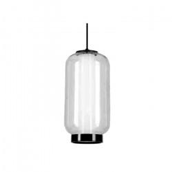Colgante Stomio Diseño Led Integrado Vidrio 21w Luz Calida Leuk