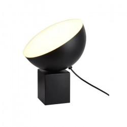 Velador Lampara De Mesa Fylakas Diseño Leuk