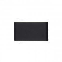 Aplique Rectangular Orthog 1 Exterior Led Negro 6W Cuotas Leuk