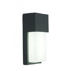 Aplique Led Toicho Exterior 9w Led Iluminación Calido Cuotas Leuk