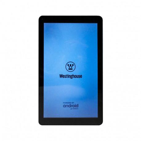 "TABLET 10"" WESTINGHOUSE W10TWF19 QUAD CORE 1GB 16GB DUALCAM ANDROID 8.1 GO BLUE"