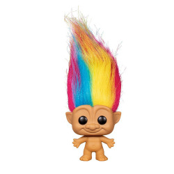 Figura Funko Pop Trolls - Rainbow Troll