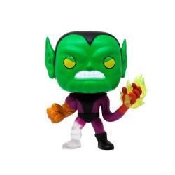 Figura Funko Pop Marvel Fantastic Four - Super-Skrull
