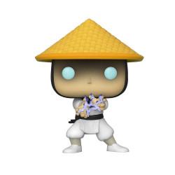 Figura Funko Pop Games Mortal Kombat - Raiden