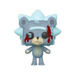 Figura Funko Pop Animation Rick & Morty - Teddy Rick w/Chase