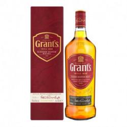 Whisky Grants Triple Wood 750 Est