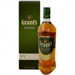 Whisky Grants Ale Sherry 750