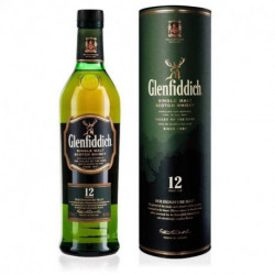 Whisky Glenfiddich Malt 12YO 750
