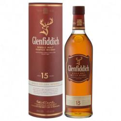 Whisky Glenfiddich Malt 15YO 750