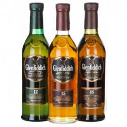 Whisky Glenfiddich Malt 12/15/18YO 200