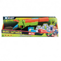 XShot Escopeta lanza dardos Eliminator Bug Attack (4002)