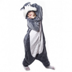 Pijama Kigurumi Lobo