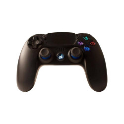 JOYSTICK GAMEPAD NOGA NG-4300X BLUETOOTH PS4 DUALSHOCK VIBRACION LED BLACK