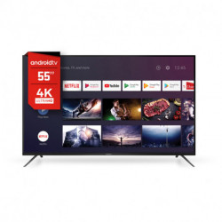 "Smart TV 55"" 4K UHD Hitachi 554KS20"