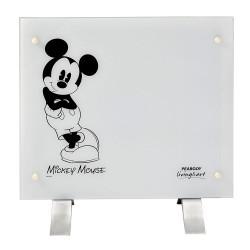 Vitroconvector Disney PE-VC10D4 Mickey Canchero Blanco con Negro