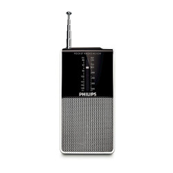 Radio AM/FM Philips AE1530/00 Blanco
