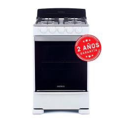 Cocina Multigas 55Cm Patrick CP6855B Blanca