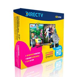 Antena 46 CM KIT Prepago DIRECTV