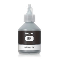 Botella de Tinta Brother BT6001BK Negro