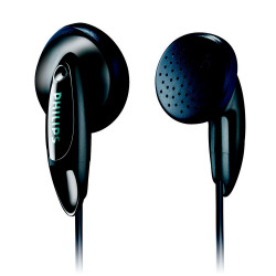 Auriculares Philips SHE1350/00 Negro
